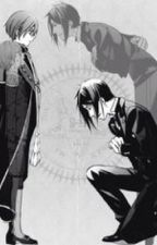 Black butler imagines by gbow1999