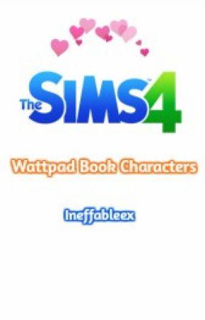 Wattpad Book Characters by Ineffableex