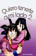 """Quiero Tenerte A Mi Lado II"" (Gochi) by Unicorniosso"