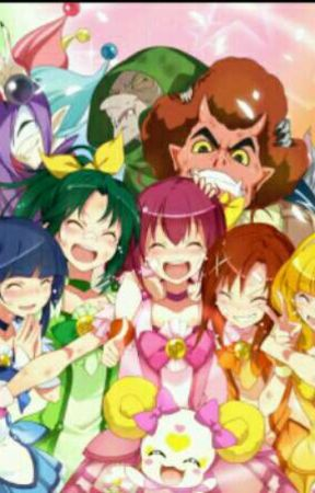 Smile Precure FanFictions by Cure_tomboy