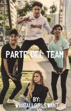Parte del team  by whatallgirlswant