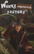 Wonka chocolate factory   Portafolio by nily-boran
