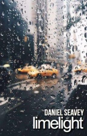 limelight • daniel seavey by kyndalreneee