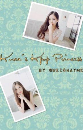 Korea's Kpop Princess(kpop FF) by musiclover6214