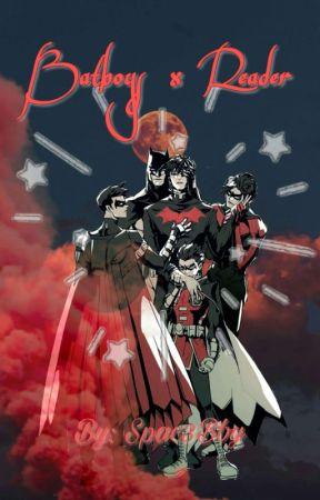 Batboys x reader by Fangirl12161