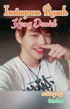 Instagram Rusuh Kang Daniel by le3chan