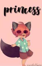 princess [Blaze x Reader] by maedallyeo