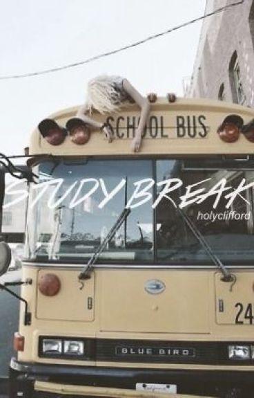 Study Break // Luke Hemmings
