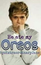 He ate my Oreos ~Niall Horan one shot~ by CarrotCakeMonster
