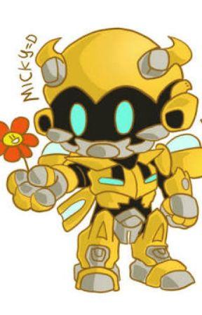 Transformers x reader - Bumblebee x human reader - Wattpad