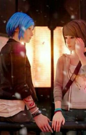 Max and Chloe (from Life is Strange) by mindblowngay