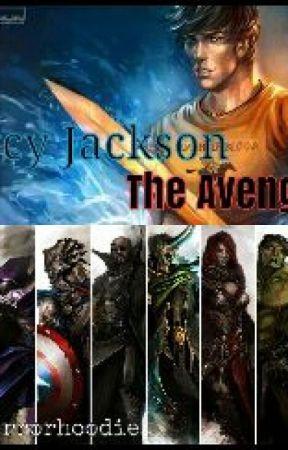 Percy Jackson the Avenger (PJO/Avengers crossover) - Percy