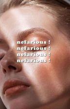 NEFARIOUS  [misc.] by hoemosexuals