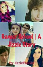 Gamer School | A Jizzie Story by sammiestories