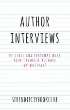 Author Interviews by SerendipityBookClub