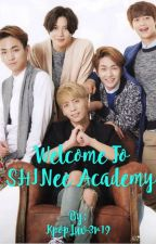 Welcome To SHINee Academy by _ExcuseMyCHARISMA_