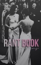RANT BOOK by arielens-