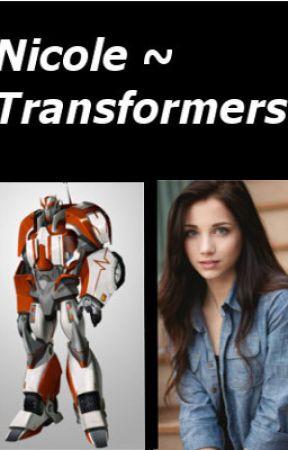 Nicole ~ Transformers  by Rudy_Melonik