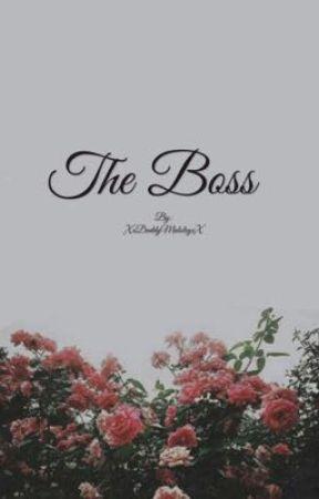 The Boss ~Nate  by XxDaddyMaloleyxX