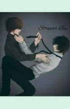 Stripper Boy • Lawlight  by louisyagami81
