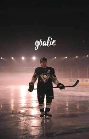 Goalie // Sidney Crosby by alittlebitbias