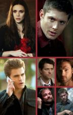 Perfect Imperfection (SPN/TVD/Little Avengers) *Dean Winchester Pairing* by insaneredhead