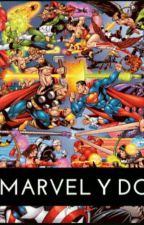 imagenes de DC comics y marvel by saeamcaa