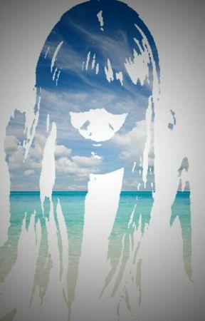 'Long Swim To Shore....'  by Vamp101Geek