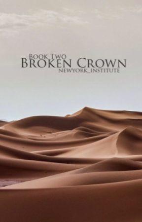Broken Crown   Marvel [2] by newyork_institute
