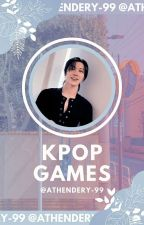 KPOP GAMES by -fxrluffy