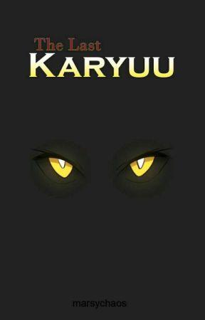 Chosen One: The Last Karyuu (Naruto/Naruto Shippuden Fanfic) by mariru_san
