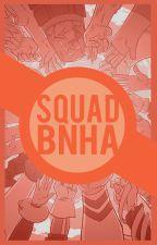 Squad BNHA by SquadBNHA