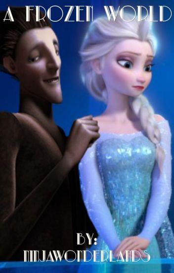 A Frozen World Jack Frost X Elsa Discontinued Hazel