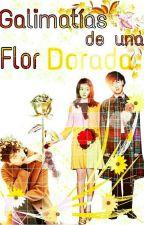 Galimatías de una Flor Dorada (SooKai/KaiSoo) by Natibel94