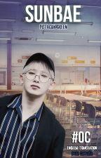 SUNBAE ( Monsta X - Wonho OC Fanfic) English Version by fistikyesili