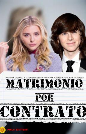 Matrimonio por Contrato - ccr [ADAPTADA] by Unicorn22Bitch