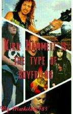 Kirk Hammett Is The Type Of Boyfriend by Mathilde1983