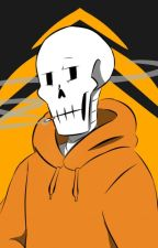 Bone of Contention (Underswap Papyrus X Reader) by TheIndianaCrew