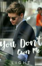 You Don't Own Me.(Thomas-brodie Sangster y tú) by _-Distance-_