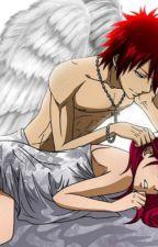 Meu anjo- Fanfic Amor doce Castiel by violetas_amarelas