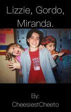 Lizzie, Gordo, Miranda. by aesthethicc42