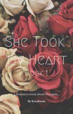 She Took My heart (Lesbian Story)  by KiraKoala