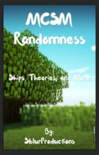 MCSM Randomness by SBlur_13