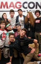 Magcon Imagines / Smuts by jess6272