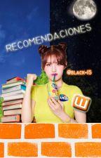II Recomendaciones II by black-15