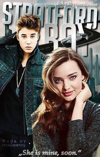 "Stratford Boy - ""She is mine, soon."" || Bieber."