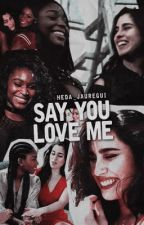 Say you love me by heda_jauregui