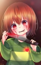 Broken Siblings (Abusive Older Sister Chara x Abused Male Reader) by Im___A___Person