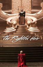 The Rightful Heir by psychofanwriter