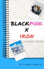 BLACKPINK X IKON [FAKESTAGRAM & FAKECHAT] by chuwii13